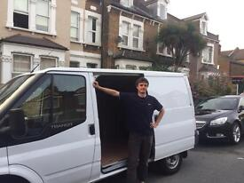 MAN WITH VAN ( CHEAP + RELIABLE ) 15/HR