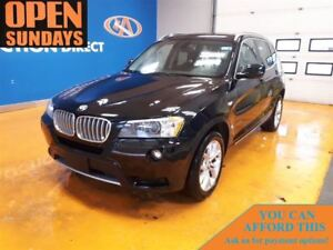 2014 BMW X3 xDrive28i NAVI! HUGE SUNROOF! FINANCE NOW!