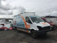 Mercedes sprinter 311cdi w903 parts available Ecu set engine gearbox