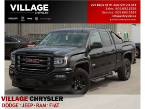 2016 GMC Sierra 1500 SLT|4x4|All Terrain X|Nav|Leather|Wireless