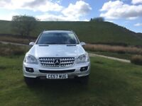 £4500 if gone today!! Mercedes ml 280 cdi