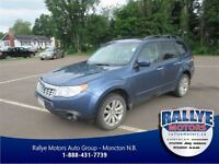2011 Subaru Forester 2.5 PREMIUM-AC/ALLOY! ONLY 73 KMS!