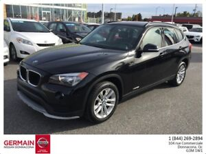 2015 BMW X1 X DRIVE 28i-CRUISE-BLUETOOTH-TOIT PANORAMIQUE