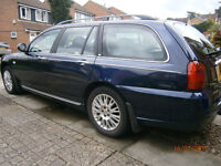 Rover 75 tourer Diesel 2l
