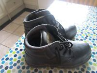 Dr Marten Steel Toe Size 8 Safety Boots