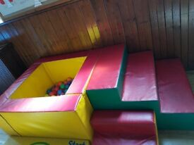 Commercial soft play