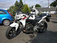 2013 Honda CB500F ABS Naked Road Bike