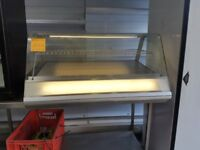 TABLE TOP CHILLER / COUNTER TOP DISPLAY CHILLER AST218