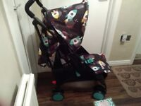 New Cosatto space racer pushchair