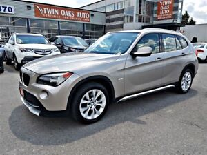 2012 BMW X1 XDRIVE28I - PANORAMIC ROOF - LEATHER - CERTIFIED!