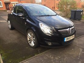 Low Mileage 3dr Vauxhall Corsa