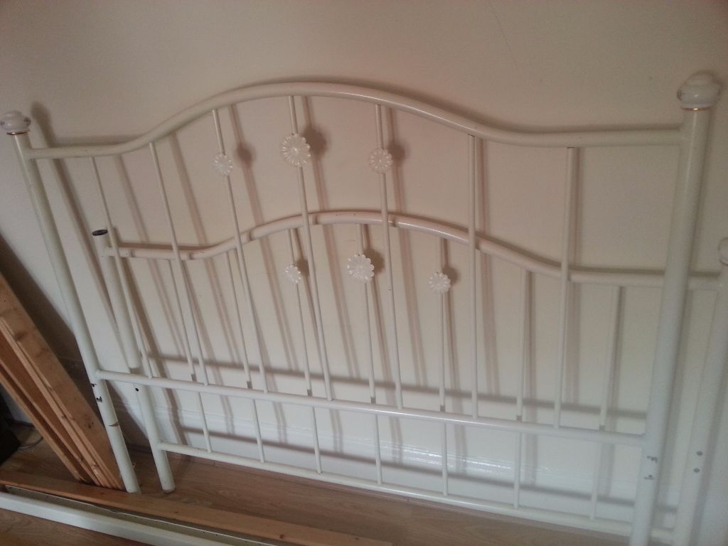 Cheap Vintage Bed Frame In Southsea Hampshire Gumtree