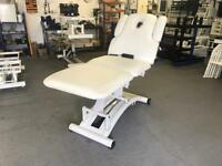 Electric therapy / massage couch