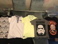 Boys Tshirts 7-9