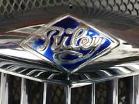 Original Riley Grill and Front Sidelight Assemblies