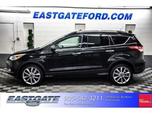2014 Ford Escape Navigaton/Chrome Pkg/2.0L