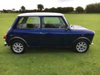 1987 MINI 1000. TAHITI BLUE WITH WHITE ROOF. FIRST REGISTERED 1/10/87 47000 MILES MoT 1/5/2018