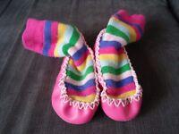 JoJo slipper sock 18-24mths