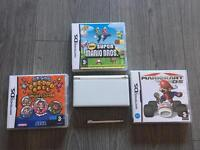 Nintendo DS Lite with pre loaded games