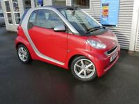SMART FORTWO 0.8 PULSE CDI 2d AUTO 54 BHP (red) 2011