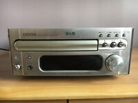 Denon RCD-M35DAB CD Receiver / Tuner with DAB