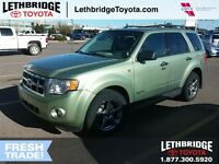 2008 Ford Escape VERY INEXPENSIVE SUV, A/T/C, NEW TIRES & RIMS,