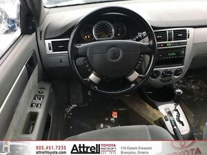 2005 Chevrolet Optra 4dr Sdn LS
