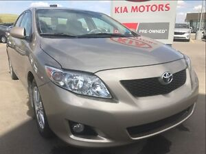2009 Toyota Corolla CE heated seats push button start