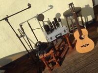 Hi end studio microphones and gear sale or swap