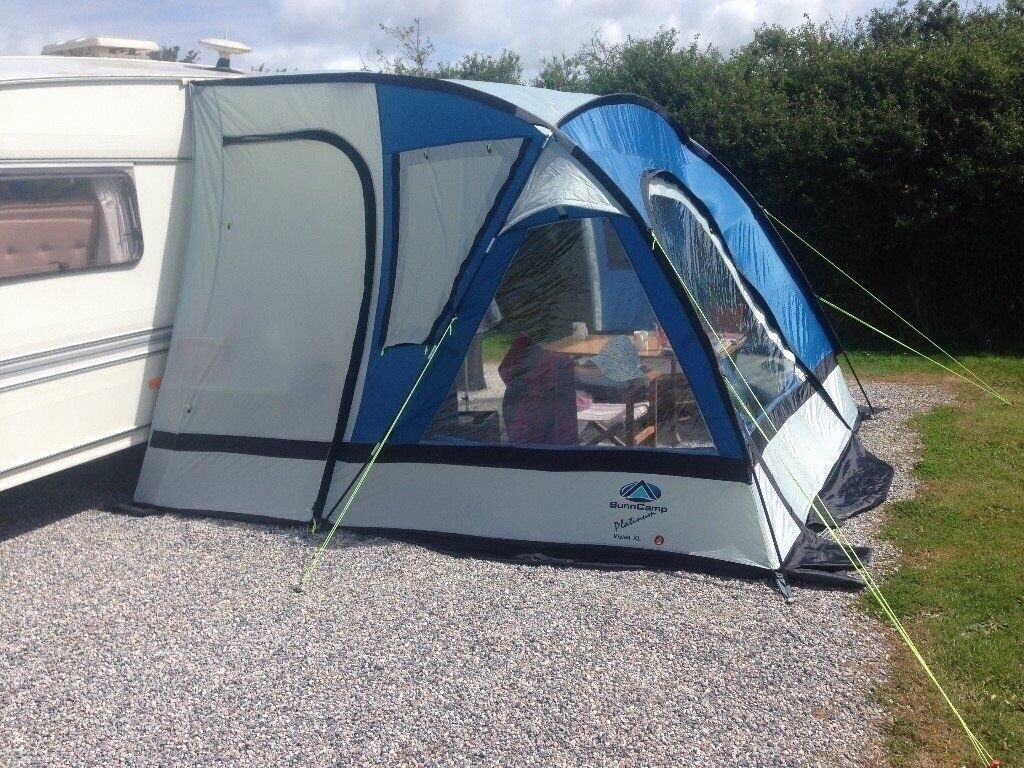Sunncamp Vision XL Porch Awning
