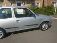 NISSAN MICRA ,1 OWNER FROM NEW,58K, 1.0 12MONTHS MOT,SERVICE HISTORY £645 ONO