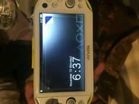 PS Vita Slim (Game Included)