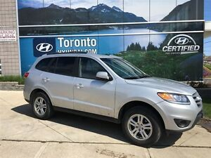 2012 Hyundai Santa Fe GL 2.4 GREAT BUY! CERTIFIED!