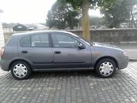 Nissan Almera 1.5 Petrol