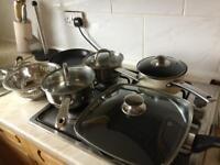Mint Condition Cookwares for Quick Sale, £1 each