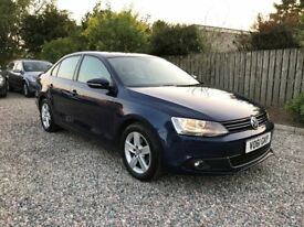 2011 VOLKSWAGEN JETTA 1.6TDI SE BLUEMOTION TECH ***LOW MILEAGE***