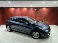 2015 RENAULT MEGANE 1.5 DCI DYNAMIQUE £0 ROAD TAX SAT NAV FSH MOT 25 JUNE 2021 HPI CLEAR PX WELCOME