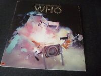 The Who, Story of The Who, vinyl LP