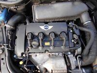 Mini R56 N14 Turbocharged Cooper S Engine