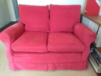 Small 2 seater sofa - FREE