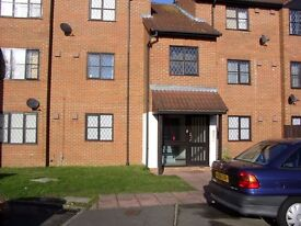 Slough (Windsor Meadows) Bright and airy 1 bedroom apartment on the ground floor.