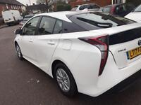 UBER PCO CAR HIRE 65 PLATE AND 66 ,17 PLATE TOYOTA PRIUS T3 HYBRID ,with insurance