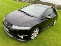 2010 HONDA CIVIC TYPE R GT SPORT i-VTEC🔥PANTHER!BLACK!PRISTINE!BARGAIN*ford,audi,bmw,coupe