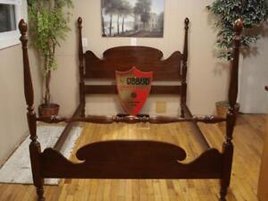 Gibbard High Poster Double Bed #1609