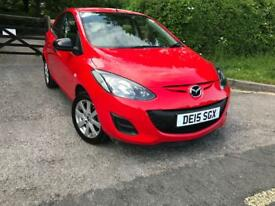 Lovely 2015 Mazda 2 1.3 SE 5dr (a/c) Low mileage 20000 Cat C 1 year mot Full service history