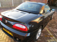 MG, MGTF, Convertible, 2006, Manual, 1796 (cc), 2 doors