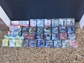 Ice hockey figures - large collection - all boxed