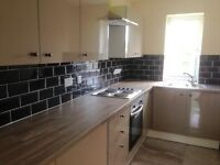 TWO BED SELF CONTAINED FLAT. NEWLY REFURBISHED OFF STREET PARKING.