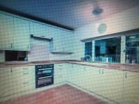 3 year old kitchen!