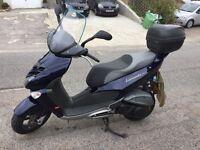 Aprilia Leonardo 300 Scooter